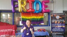 Community Engagment - Pride events