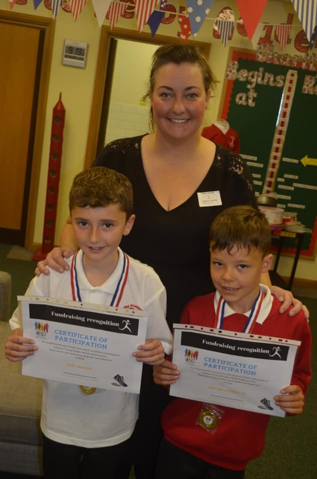 2018 - Learner awards