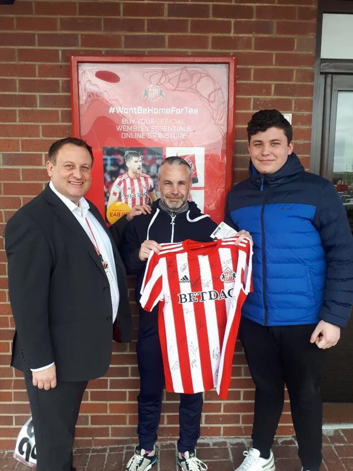 Working in Partnership with SAFC
